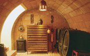 Building wine cellar