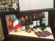 Tasting wines of Folonari with sommelier in Odessa